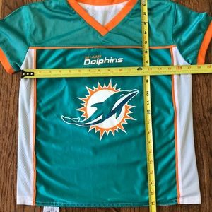 Miami Dolphins Kids Jersey Reversible